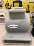 Quạt thổi sấy thảm Supper Clean SC-900