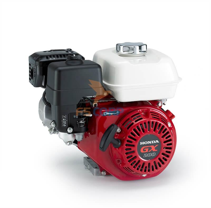 Động cơ xăng Honda - GX200T2 QAB2