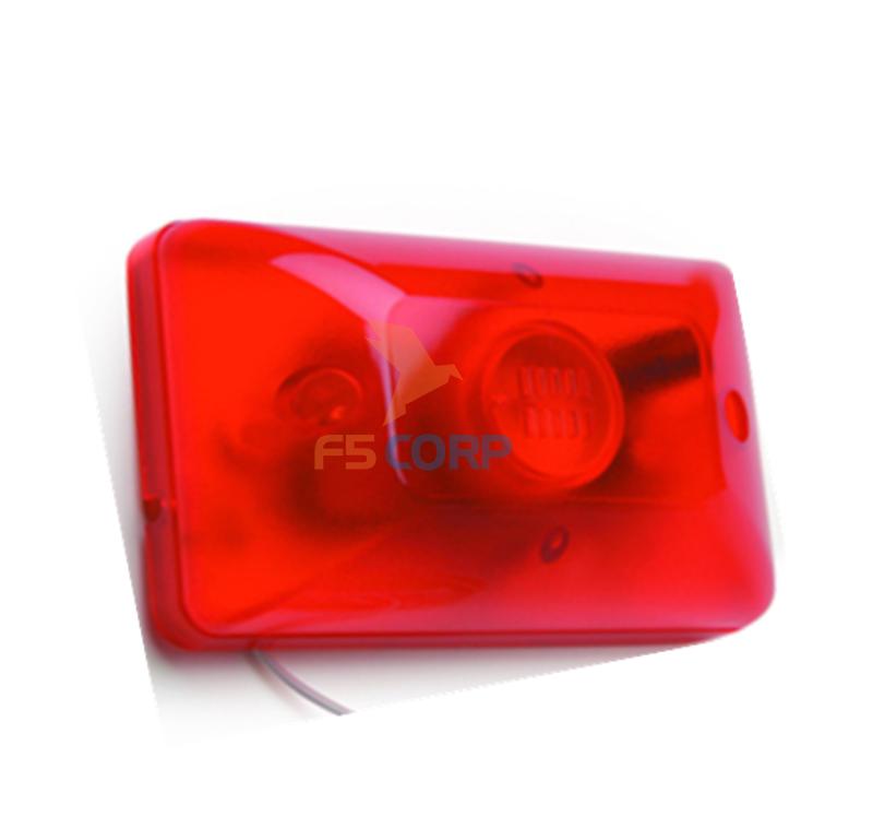 Còi kèm đèn chớp cho báo động RISCO SH-809