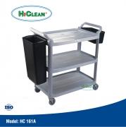 Xe đẩy phục vụ bàn HiClean HC 161A