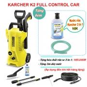 Máy phun áp lực Karcher K2 Full Control Car