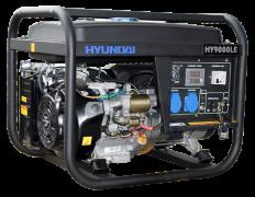 Máy phát điện Hyundai HY 9000LE