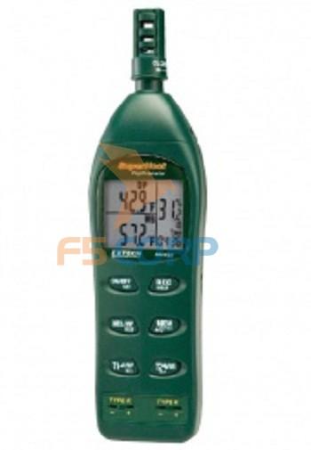 Nhiệt ẩm kế cầm tay extech 589250