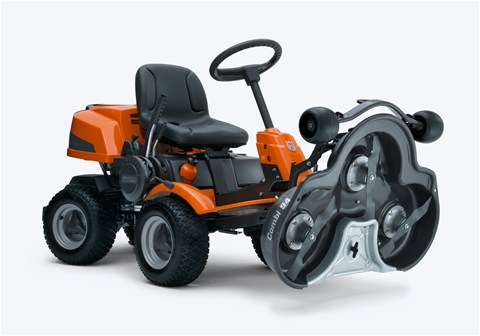 Máy cắt cỏ Husqvarna Rider 16C AWD