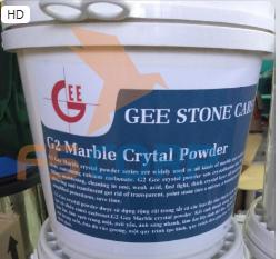 Sáp đánh bóng đá Marble - G2 Marble Crytal Powder Gee Stone Care- 5kg