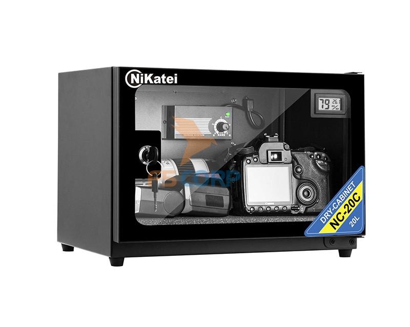 Tủ chống ẩm cao cấp Nikatei NC-20C ( 20 lít )