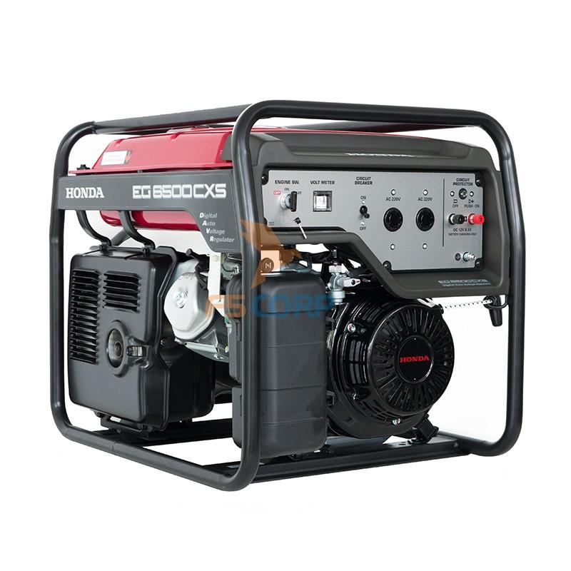 Máy phát điện Honda - EG6500CXS RH