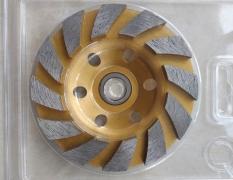 Đĩa mài - phíp mài và tạo nhám sàn đá sàn bê tông LXR F16