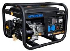 Máy phát điện Hyundai HY 2500L