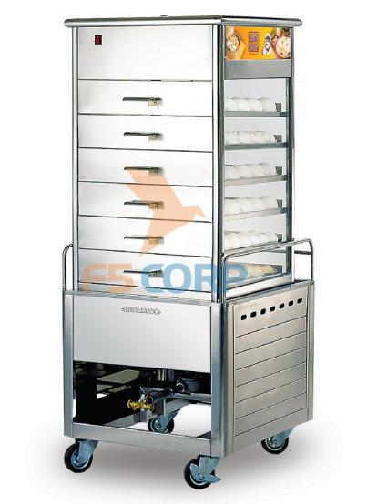 Tủ hấp bánh bao Berjaya ESM 66