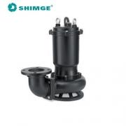 Máy bơm chìm nước thải Shimge WQK30-18-3.7 -50Hz