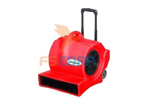 Quạt thổi sàn thảm gió nóng Hiclean HC 535H