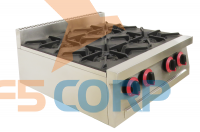 Bếp âu 4 bếp dùng gas - C2GOB6070