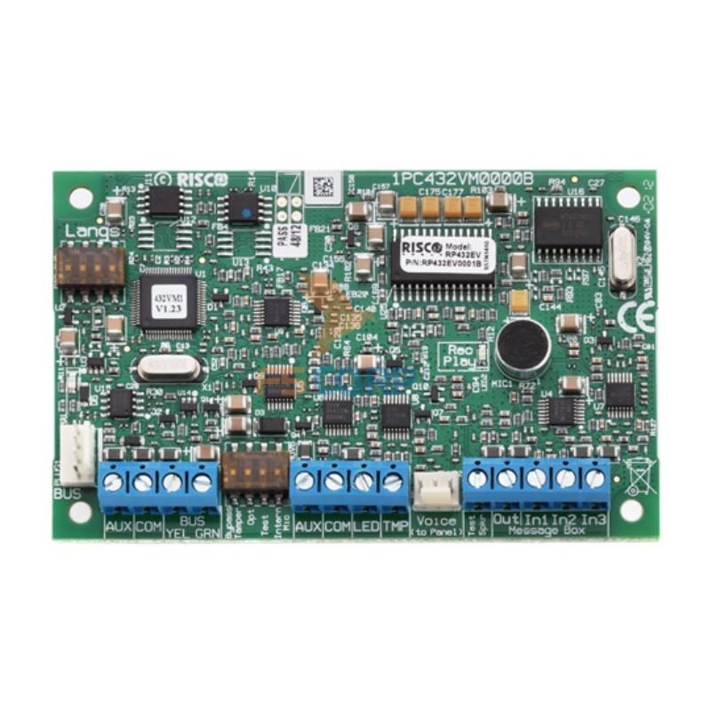 Module âm thanh RISCO RP432EV – Digital Voice Module