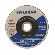Đá cắt Hyundai - 100x1x16mm