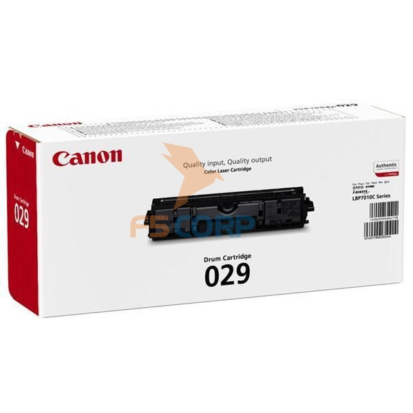 Drum laser màu Canon Cartridge 029