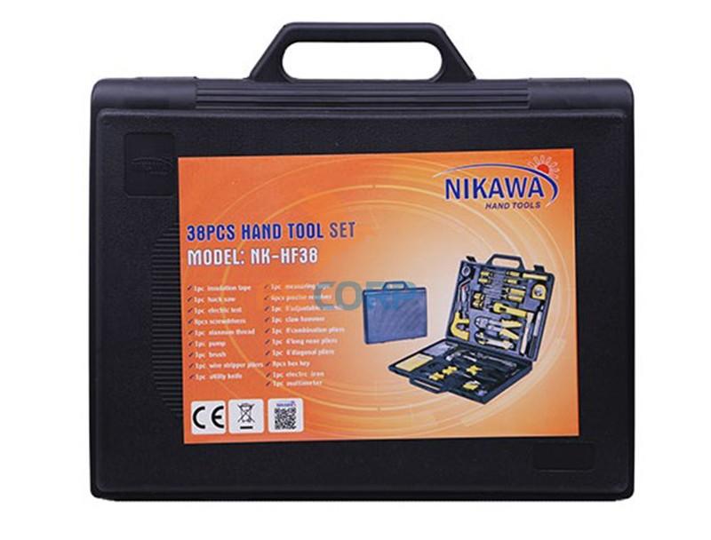Bộ dụng cụ đa năng 38 món Nikawa NK-HF 38