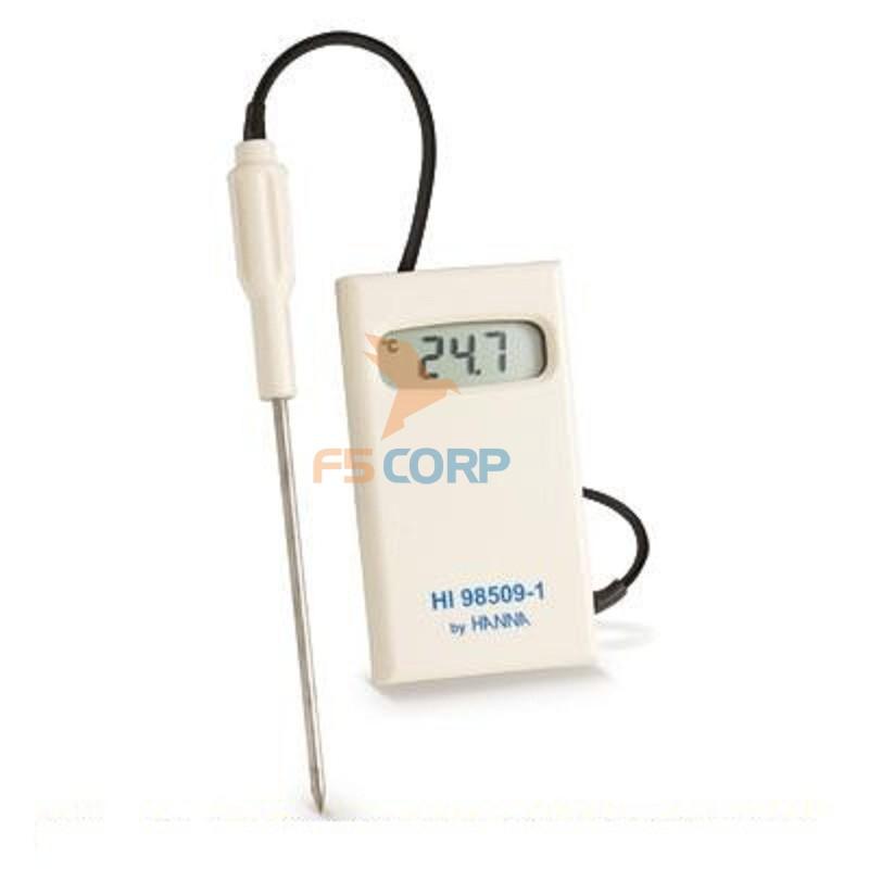 Máy đo nhiệt độ cầm tay Hanna HI98509