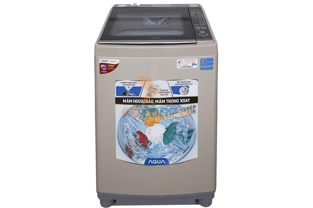 Máy giặt Aqua Inverter 11.5 Kg AQW-DW115AT.N