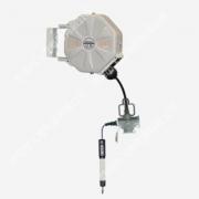 Cuộn dây điện tự rút feiting 10M có đèn led - FY-10ST