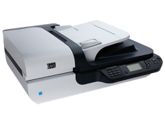 Máy scan HP Scanjet N6350 Networked Document Flatbed Scanner(L2703A)