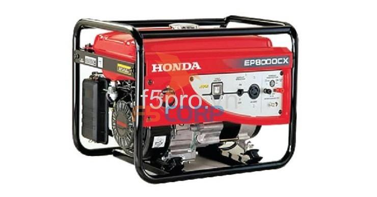 Máy phát điện Honda EP 8000CX đề nổ