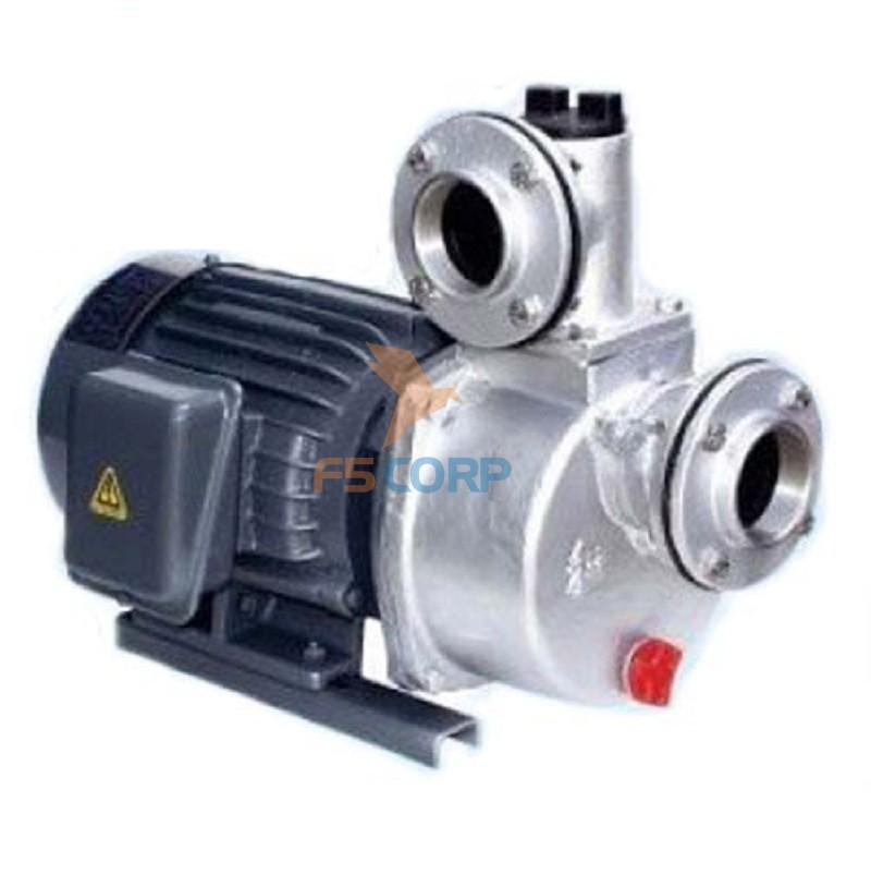 Máy bơm nước tự hút đầu inox HSS250-11.5 26 2HP