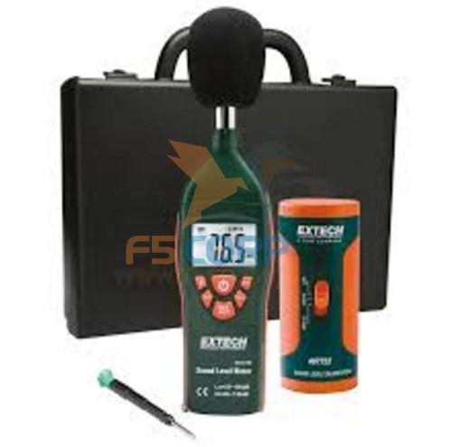 Máy đo độ ồn EXTECH 407732-KIT - NIST