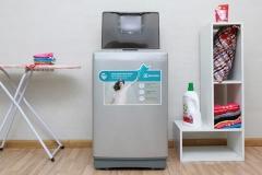 Máy giặt lồng đứng Electrolux EWT903XS