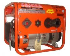 Máy phát điện khởi động đề Sanda SD6500E
