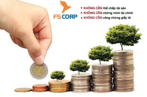 Chính sách mua hàng trả góp tại F5c