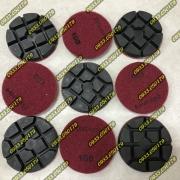Đĩa lá số nhựa mài sàn betong 100