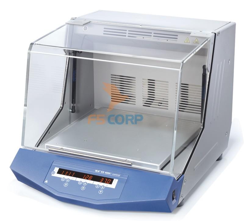 Tủ ấm lắc IKA KS 4000IC CONTROL