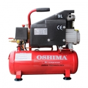 Máy nén khí Oshima 9L nhanh
