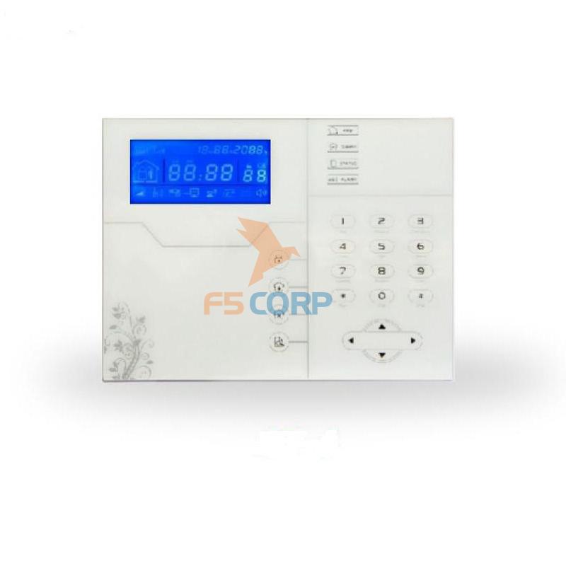 Trung tâm báo trộm không dây FOCUS - TCP/IP-GSM ST-VGT