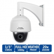 Camera Vivotek SD8363E 1080p HD Dome Network Camera