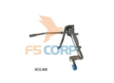 Vú bơm mỡ đầu bằng, đầu nhọn KOCU - HCG-600