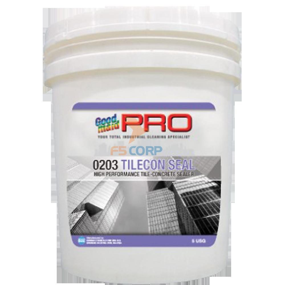 Sáp phủ bảo vệ sàn bê tông sàn gạch tàu..( Xi măng, đá, cẩm thạch, đá mài, và sàn dùng các loại vật liệu đàn hồi) G0203