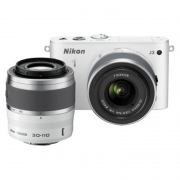 Máy ảnh Nikon 1 J3 double kit ( 10-30mm & 30-110mm)