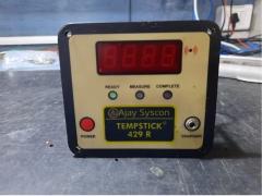 Thay thế cụm mạch máy điện tử, sạc pin Ajay Syscon Tempstick 429