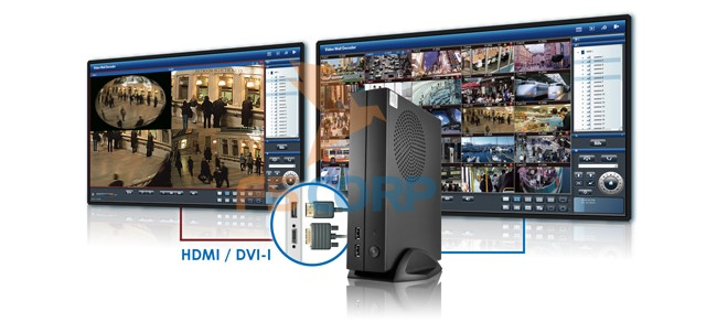 Thiết bị hiển thị hình ảnh Digiever VD-0025/ RC-100