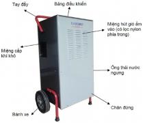 Máy hút ẩm Harison HD-100BM
