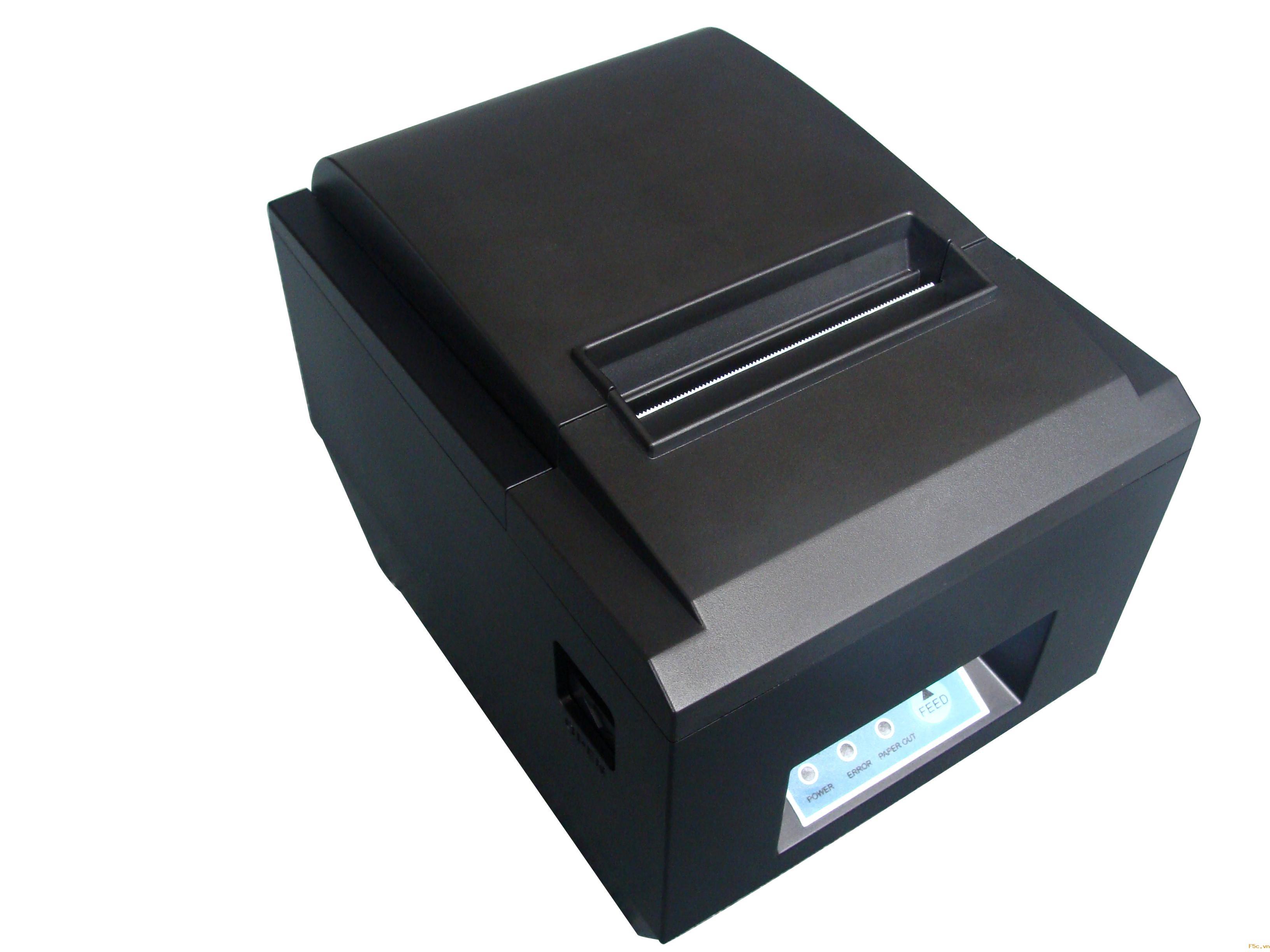 Máy in nhiệt ZJ 8250 (USB-LAN)