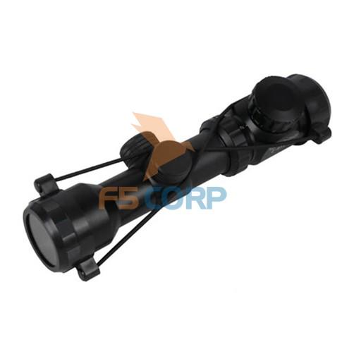 Ống ngắm gắn súng Tasco 2-6x28E