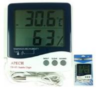 Máy đo độ ẩm không khí APECH TH-116T