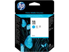 Mực máy in HP No 11 Cyan Ink Cartridge C4836A