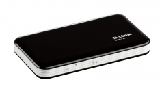 Mobile Router D-Link DWR-730 - Wireless N150 myPocket 3.75G