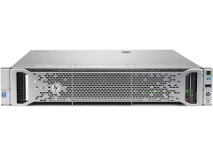 Máy chủ HP ProLiant DL380 Gen9 E5-2630v3 1P 8GB-R B140i 8SFF SATA 500W PS CTO Server
