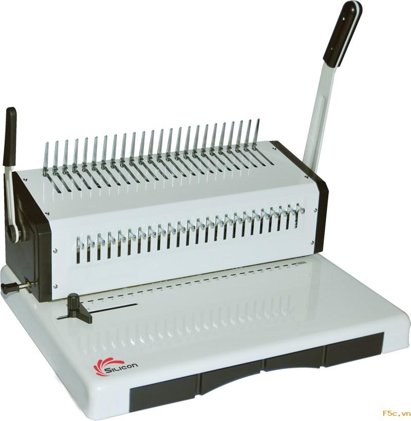 Máy đóng sách Silicon BM-24HX