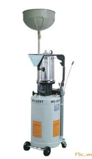 Máy hút dầu thải - nhớt dùng khí nén HPMM HC-2297